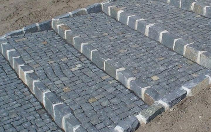 Basaltpflaster