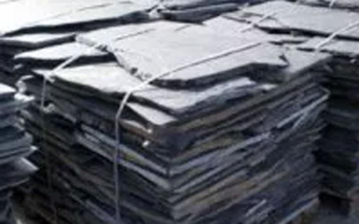 Schieferplatten