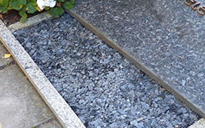 Schiefersplitt 0-2 mm
